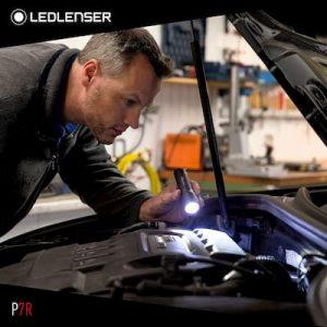 linterna led lenser p7r oferta