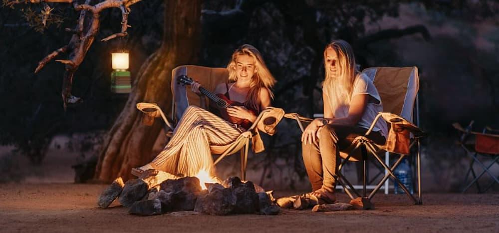 lamparas led para camping